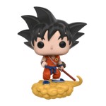 Dragon Ball Z - Goku & Nimbus Orange Pop! Vinyl Figure - Packshot 1