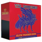 Pokemon - TCG - Sword & Shield Trainer Box - Packshot 3