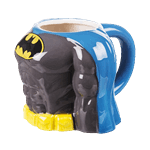 DC Comics - Batman Chest Moulded Mug - Packshot 1