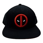 Marvel - Deadpool Logo Cap - Packshot 1