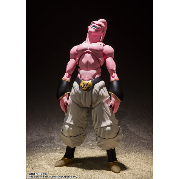 Dragon Ball Z -  Majin Buu Evil Figure - Packshot 3