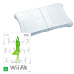 Wii Fit + Board - Packshot 1