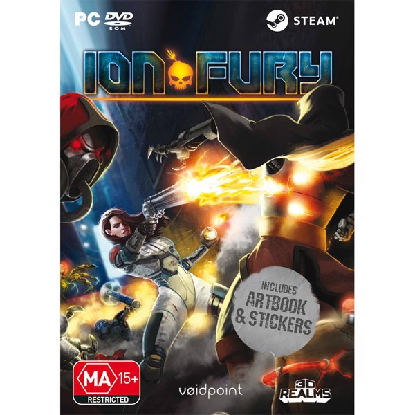 Ion Fury - Packshot 1