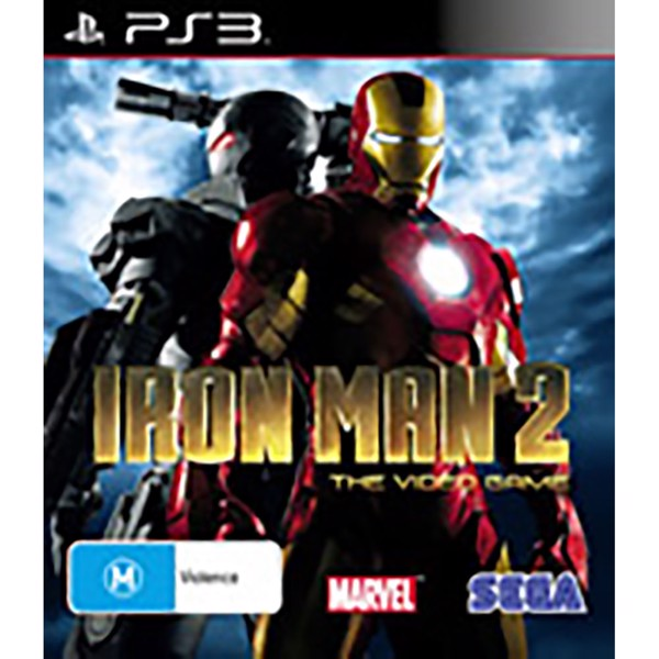 Iron Man 2 - Packshot 1