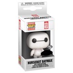 Disney - Big Hero 6 Nursebot Baymax Diamond Glitter Pocket Pop! Keychain - Packshot 2