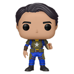 Fallout - Male Vault Dweller with Mentats Pop! Vinyl Figure - Packshot 1