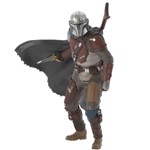 Star Wars - The Mandalorian Hallmark Keepsake Ornament - Packshot 1