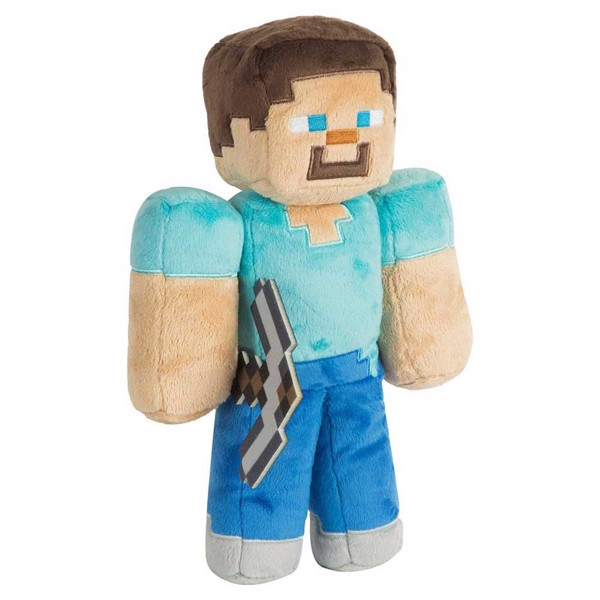 Minecraft - Steve Plush - Packshot 1