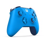 Xbox One S Blue Wireless Controller - Packshot 2