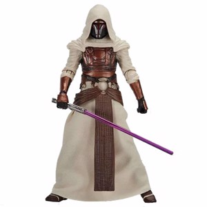 "Star Wars - Black Series Galaxy of Heroes Jedi Knight Revan 6"" Action Figure"