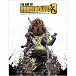 The Art of Borderlands 3 Art Book - Packshot 1