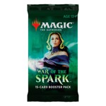 Magic the Gathering - TCG - War of the Spark BS - Packshot 1