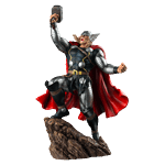 Marvel - Thor with Interchangable Head Limited Edition 1/6 Scale Statue - Packshot 1