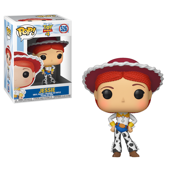 Disney - Toy Story 4 - Jessie Pop! Vinyl Figure - Packshot 1