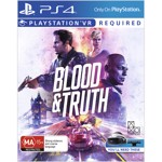 Blood and Truth VR - Packshot 1