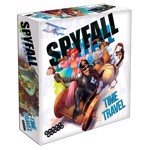 Spyfall: Time Travel Board Game - Packshot 1