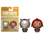 Fortnite - Omega & Valor Pint-Sized Heroes 2-Pack Figure - Packshot 1