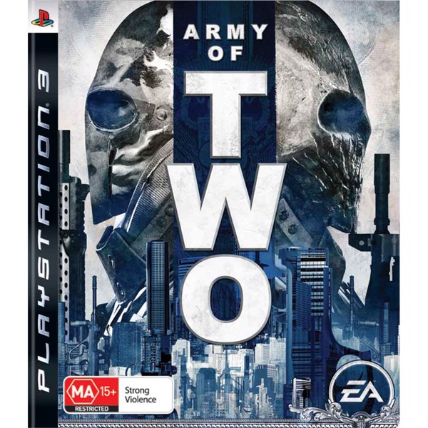 Army of Two - Packshot 1