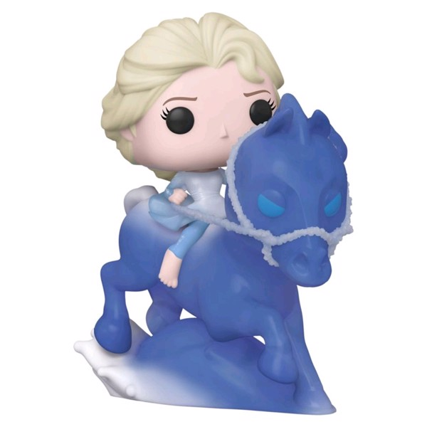 DIsney - Frozen 2 Elsa Riding Nokk Pop! Ride - Packshot 1