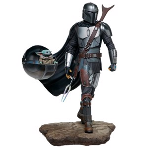Star Wars - The Mandalorian - Sideshow Collectibles Premium Format Figure - Collectibles