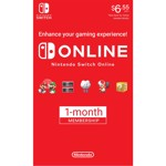 Nintendo Switch Online 1 Month Membership - Packshot 1