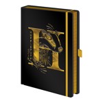Harry Potter - Hufflepuff Premium Foil A5 Notebook - Packshot 1
