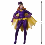 DC Comics - Batman - 1966 Classic TV Series Batgirl Hallmark Keepsake Ornament - Packshot 4