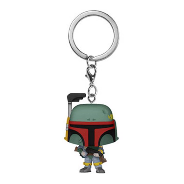 Star Wars - Boba Fett Pop! Keyring Vinyl Figure - Packshot 1