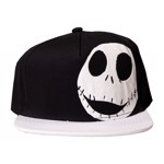 Nightmare Before Christmas - Jack Skellington's Face Snapback Cap - Packshot 1