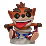 Crash Bandicoot - Crash Spinning Pop! Vinyl Figure - Packshot 1