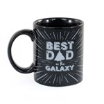 Star Wars - 'Best Dad in the Galaxy' Ceramic Mug - Packshot 1