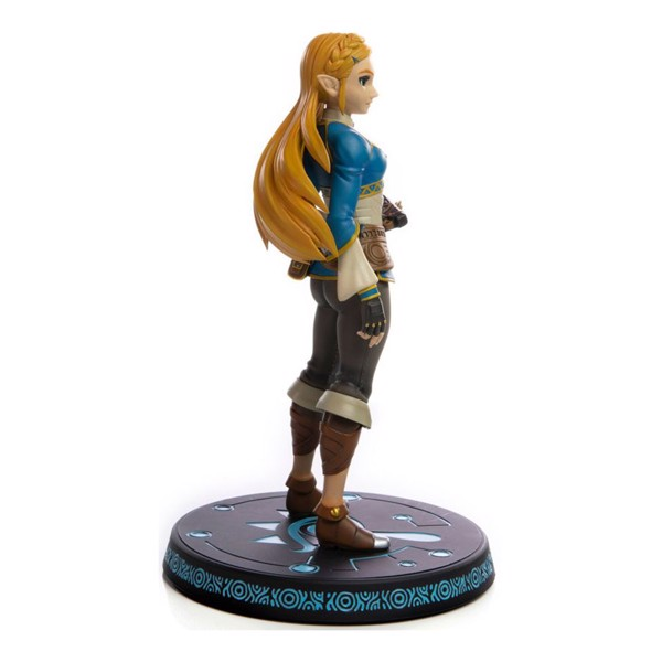 "The Legend of Zelda: Breath of the Wild - Zelda 10"" PVC Painted Statue Standard Edition - Packshot 4"