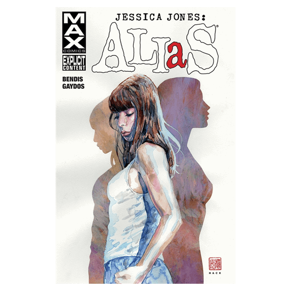 Marvel - Jessica Jones - Jessica Jones: Alias Vol. 1 Graphic Novel - Packshot 1
