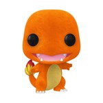 Pokemon - Charmander Flocked ECCC2020 Pop! Vinyl Figure - Packshot 1