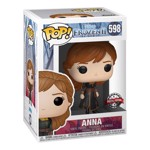Disney - Frozen II - Anna Travelling Pop! Vinyl Figure - Packshot 2