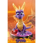 "Spyro the Dragon - Spyro the Dragon 8"" PVC Statue - Packshot 1"