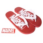 Marvel - Red Logo Thongs - Packshot 2