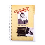 American Dad - Classified Notebook - Packshot 1