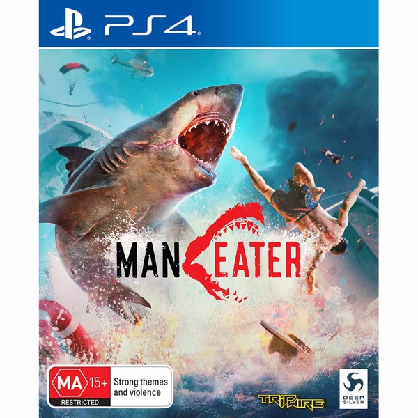 Maneater - Day One Edition - Packshot 1
