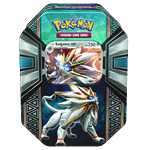 Pokemon - TCG - Legends of Alola Tin - Packshot 1