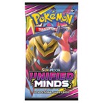 Pokemon - TCG - Unified Minds Booster Pack - Packshot 3