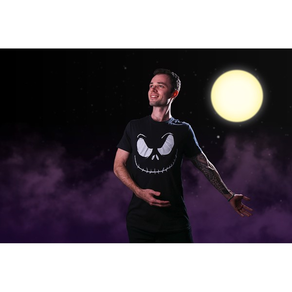 Disney - The Nightmare Before Christmas - Jack Faces T-Shirt - Packshot 4