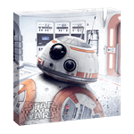 Star Wars - Episode VIII - BB-8 Mini-Canvas - Packshot 1