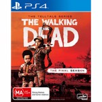 The Walking Dead: The Telltale Series  - The Final Season - Packshot 1