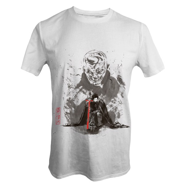 Star Wars - Kylo With Snoke T-shirt - XS - Packshot 1