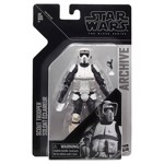 Star Wars - Return of the Jedi Black Series Archives Wave 2 Scout Trooper Action Figure - Packshot 1