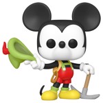 Disney - Disneyland 65th Anniversary Mickey in Lederhosen Pop! Vinyl Figure - Packshot 1