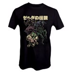 The Legend of Zelda - Bosses T-Shirt - Packshot 1