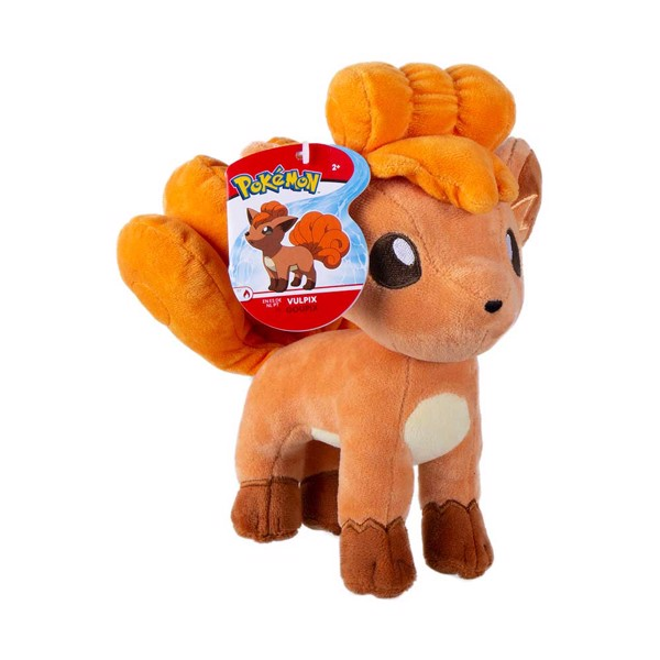 "Pokemon - Vulpix 8"" Plush - Packshot 1"