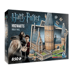 Harry Potter - Hogwarts 3D Puzzle - Great Hall - Packshot 1